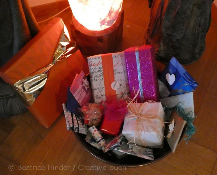 Geschenk im Advent