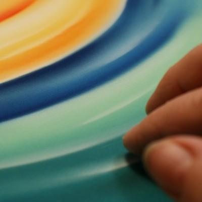 Warum ich male wie ich male